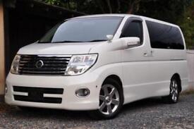 2007 (56) Nissan Elgrand Highway Star