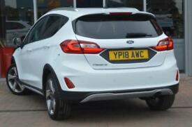 2018 FORD FIESTA 1.0 EcoBoost 125 Active X 5dr