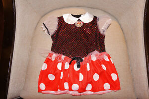 Minnie Mouse costume size 12 - 18 M