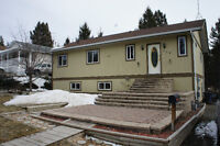Lovely Home in Logan Lake - Come Enjoy a Quiet Lifestyle