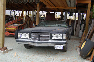 1974 Pontiac Grand Villa Convertible