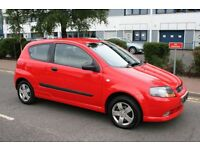 Part Exchange To Clear : Chevrolet Kalos 1.2 Low Mileage One Full Year Mot