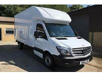 Short-Notice MAN AND VAN HIRE £15ph Cheap Removals Services CALL OR TEXT