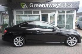 2012 MERCEDES C-CLASS C250 CDI BLUEEFFICIENCY AMG SPORT £4845 WORTH OF EXTRAS C