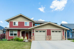 Salmon Arm - Mortgage Helper - Two Complete Homes in One!