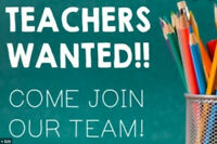 Hiring ECE Teachers