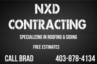 NXD Contracting - Early Spring Specials!