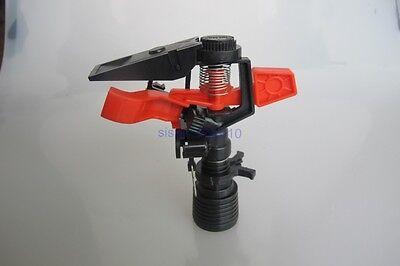 1pcs Newest 34 Gardenlawn Red Plastic Impact Sprinkler Head