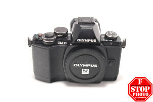 Olympus OM-D E-M10 Mark I (Black) Mirrorless Camera