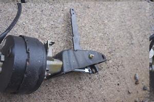 07-10 Smart Fortwo 1.0L Brake booster w/ brake pedal A4514300008