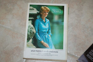 Sears Eatons Catalogues Catalogs