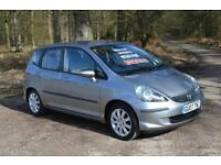 2007 HONDA JAZZ 1.4 i DSi SE 5dr ONE OWNER 31,000 MILES