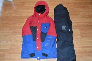 Manteau d'hiver 10 ans