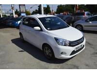 Suzuki Celerio 1.0 ( 68ps ) AGS SZ4 2015 AUTO 5 DOORS ONE OWNER FROM NEW
