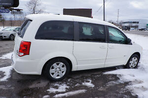 2011 Dodge Caravan Express with propane system!