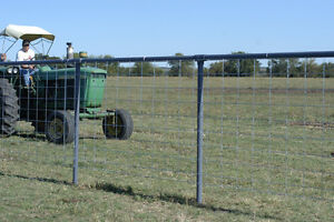 WELDED WIRE MESH PANELS for CATTLE/SHEEP/GOATS/HOGS/CHICKENS ETC Regina Regina Area image 4
