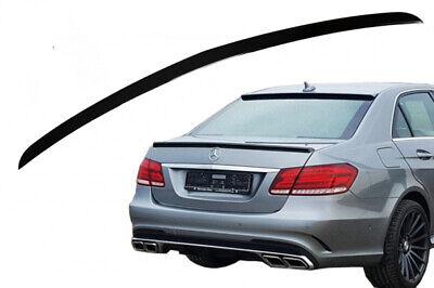 Heckspoiler geeignet für Mercedes E-Klasse W212 (09-16) Limousine, unlackiert