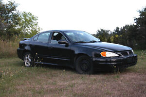 2004 Pontiac Grand Am Sedan Kingston Kingston Area image 2