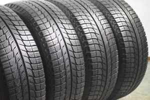 "4x 17"" GREAT QUALITY WINTER TIRES (225/60R17) 550$ NEGOCIABLE"