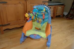 Chaise vibrante Fisher-Price