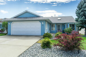 805 8th Avenue, Vernon, B.C - Updated level entry rancher!