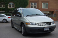 1999 Wheelchair Accessible Plymouth Voyager SE Activan, Van
