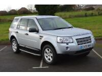 2010 LAND ROVER FREELANDER 2.2 Td4 GS 5dr Auto LOW MILEAGE