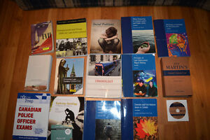 Police Foundations (Fanshawe) Textbooks/Uniform