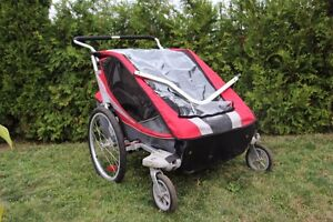 Chariot cougar carrier double (2 places)