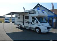 2010 ADRIA CORAL A660SP MOTORHOME 3.0 DIESEL FIAT DUCATO 160 BHP 6 SPEED MANUAL
