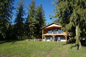 2280 Deep Creek Road, Enderby - 38 Acre retreat property