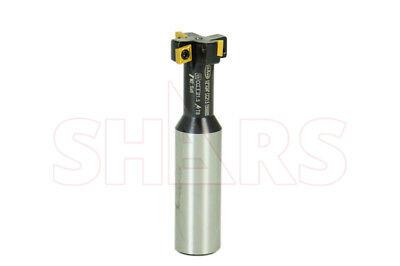 Shars 12 Indexable T Slot Milling Cutter Ccmt Insert 34 Weldon Shank New