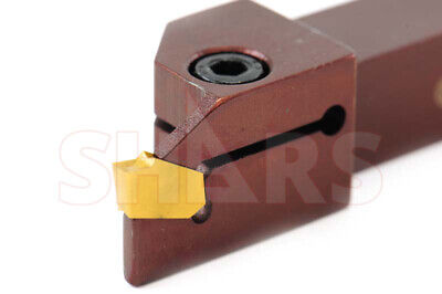 Shars 58 X 58 Shank Precision Grooving Cut-off Tool Holder Gtn 3 New