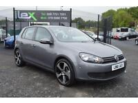 2012 12 VOLKSWAGEN GOLF 1.6 MATCH TDI BLUEMOTION TECHNOLOGY 5D 103 BHP DIESEL