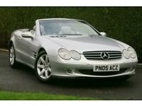 2005 Mercedes-Benz SL Series SL 350 Auto CONVERTIBLE Petrol Automatic