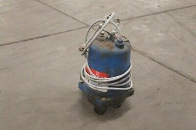 Goulds 12 Hp Gould Sewage Pump 230v Submersible Ejector Model Ws0512a