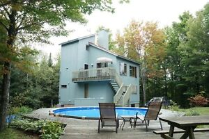 For Rent - Beautiful 3 Bedroom Chalet in Sutton Quebec