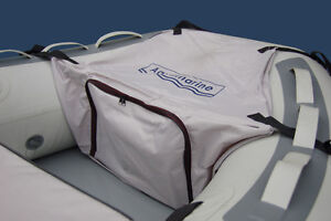 INFLATABLE BOAT FRONT STORAGE BOW BAG