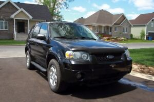 Ford Escape limited 2007