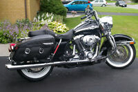100th Anniversary HD Road King Classic.