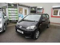 2012 VOLKSWAGEN UP TAKE UP LOW MILES GOOD SPEC HATCHBACK PETROL