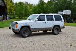 1992 Jeep Grand Cherokee Laredo SUV