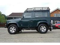 2015 Land Rover Defender XS Station Wagon TDCi [2.2] 3 door Four Wheel Drive