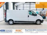 2011 11 RENAULT TRAFIC 2.0 LL29 DCI S/R 115 BHP *EXTENSIVE RACKING SYSTEM INCLUD