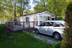 2007 Northlander Cottager 2 Bdr Park Model 40X10 ft @ Port Perry