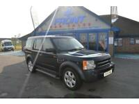 2005 LAND ROVER DISCOVERY 3 TDV6 HSE 2.7 DIESEL AUTOMATIC 7 SEATS 4X4 4X4 DIESEL