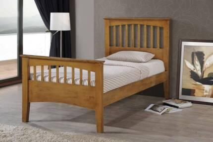 Mayo Single/King Single Bed Frame AV At Both Showrooms