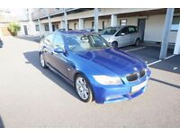 BMW 318d M Spec. 177000 miles, new turbo fitted, great runner, few minor cosmetics required