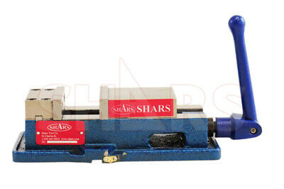 Shars 4 X 4-18 Lockdown Cnc Milling Machine Vise Without Base Certificate R