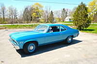 *MINT!* Amazing Pontiac Acadian (Chevy Nova) For Sale!